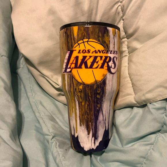 Other Los Angeles Lakers Tumbler Poshmark